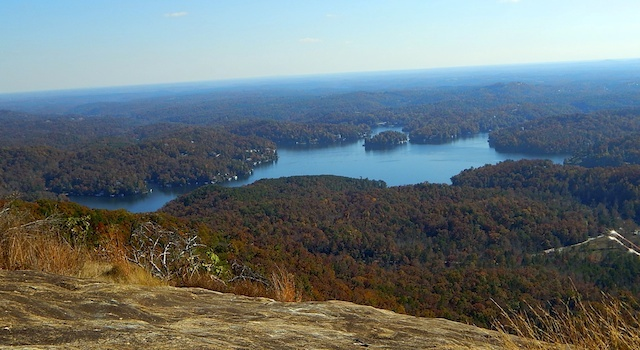 Hiking Party Rock Lake Lure Nc Detailed Trail Review
