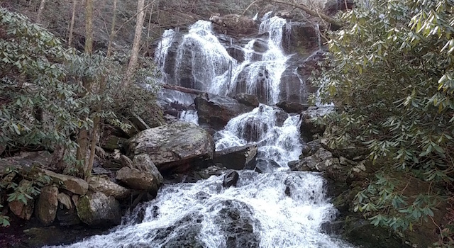 Hiking Catawba Falls – Beautiful Waterfall Hike in Old Fort, NC