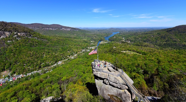 Chimney Rock Celebrates 10 Years as a State Park